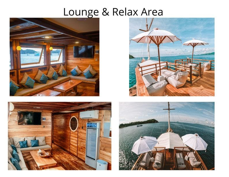 lounge relax area