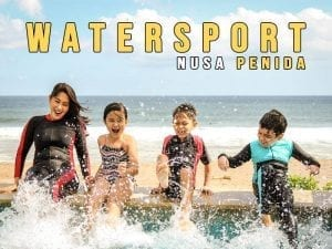 Watersport Penida